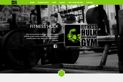 FitnessHulk.cz
